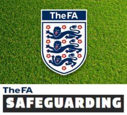 FA Safeguarding logo
